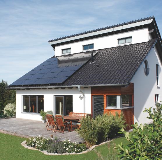 Solarstrom selbst erzeugen