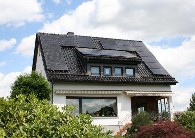 7 kWp @ Wolfenhausen