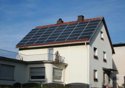 8 kWp @ Weilmünster